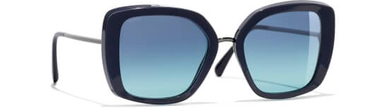 occhiali da sole di Coco Chanel