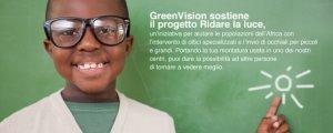 Greenvision Roma iniziativa Ridare Luce