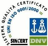 certificato UNI-EN-ISO-9001-2000