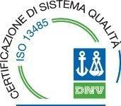 certificato UNI-EN-ISO-13485-2004