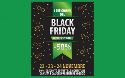 Black Friday lo shopping che contagia!