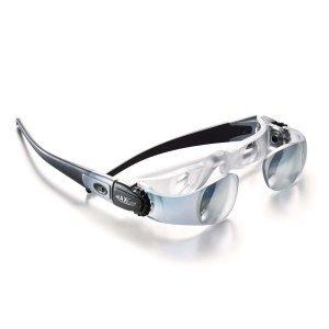 Eschenbach MaxEvent - Montatura ad occhiali per lenti binoculari