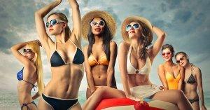 comprare occhiali sulla spiaggia