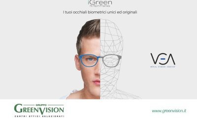 Occhiali biometrici Greenvision – iGreen