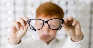occhiali per bambini roma