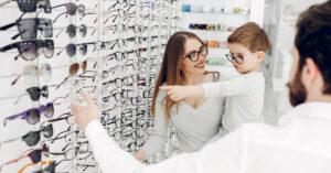 occhiali da vista junior teen greenvision