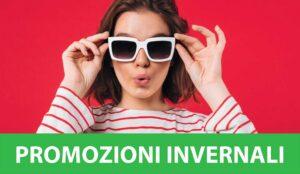 Saldi gennaio 2021 occhiali Roma