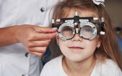 L'oculista dei bambini: esami della vista per i bambini