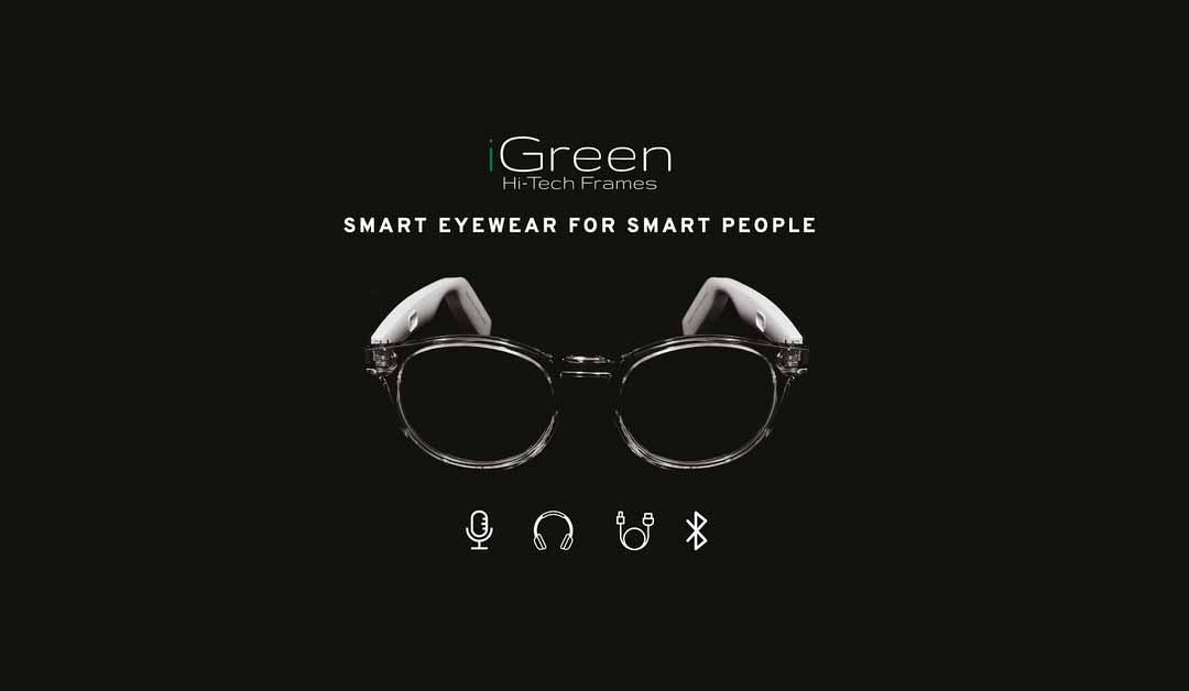 iGreen Smart Glasses