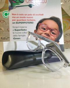 occhiali igreen roma nord