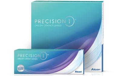 lenti a contatto giornaliere: ALCON PRECISION 1 DAY – prova gratuita